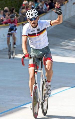 Stefan Schäfer ist Europameister und dreifacher deutscher Meister. Kann er in Forst der Favoritenrolle gerecht werden? Foto: Frank Hammerschmidt
