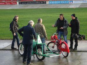 Fernsehdreh im Rad- und Reitstadion (Bild: 3/14)
