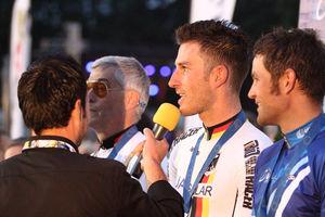 Glücklicher Stefan Schäfer - Steher EM 2014 (Bild: 26/34)
