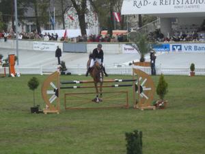 Reit- & Springturnier 2008 (Bild: 3/8)