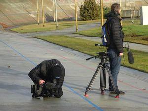 Fernsehdreh im Rad- und Reitstadion (Bild: 5/14)
