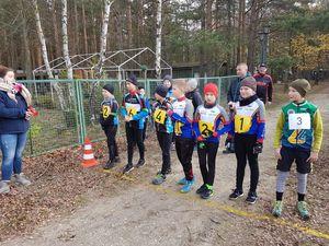 Am Start die U11 über 1 Runde Laufen (Bild: 2/17)