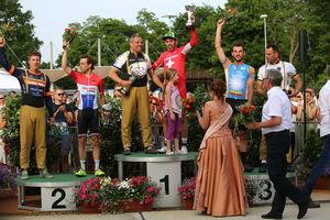 Siegerehrung Großes Finale: Sieger Giuseppe Atzeni, Foto: Margit Jahn