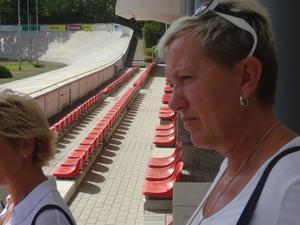 Pressetermin zur Reko Rad- und Reitstadion mit Simone Taubenek (Bild: 1/5)