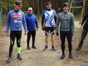 Cross-Duathlon: Torsten Lerche, Andreas Beckmann, Andreas Nagorny, Mario Lehmann (Bild: 14/17)