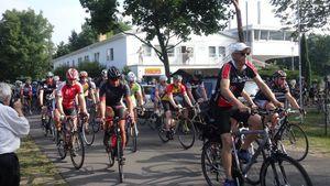Radtourenfahrt 2014 ...und dann geht's los