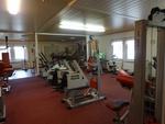 Blick in Fitnessraum im Vereinshaus (Bild: 1/3)