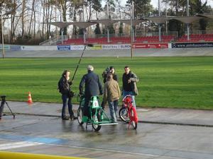 Fernsehdreh im Rad- und Reitstadion (Bild: 2/14)