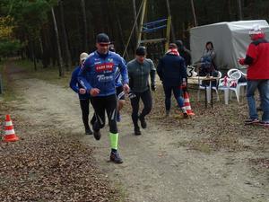 Start Cross-Duathlon - Torsten Lerche gleich vorn (Bild: 15/17)